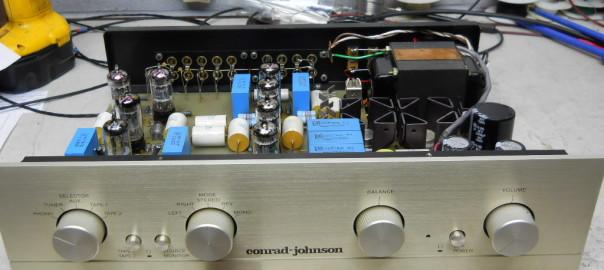 Conrad Johnson Pv5 Conrad Johnson Pv5 Preamp